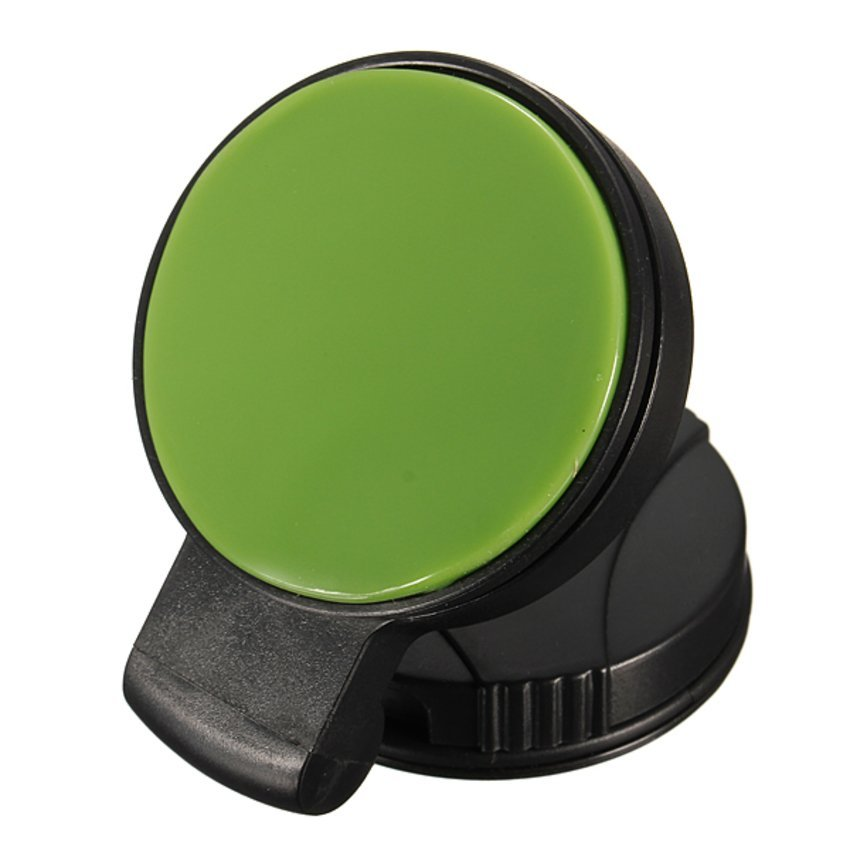 S and F Car Windshield Suction Mount Holder for Smart Phone GPS MP5 (Black/Green)
