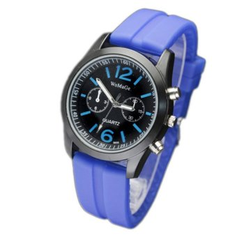 S & F Silicone Ladies Watch - (9656)