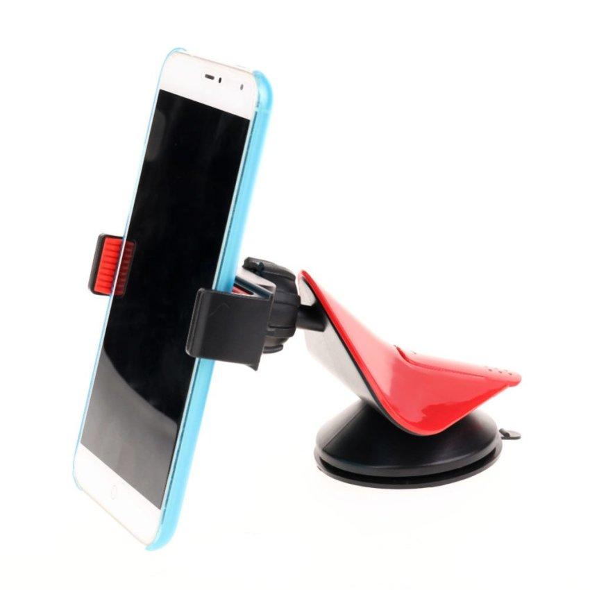 S056 Car Multifunctional Car Phone Holder Suction Cup Bat (Intl)