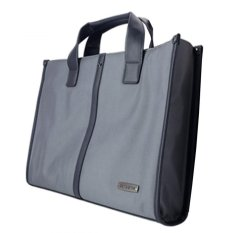 "Samsonite 15.6"" Top Loader T7250S - Grey Polyester"