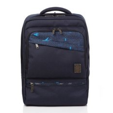 [SAMSONITE red][Lee min ho backpack] PAOUT Backpack backpack _NAVY (I3941001) (single option)