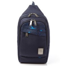 [SAMSONITE RED] PAOUT Sling Bag Sling Bag _NAVY (I3941003) (Single Option)