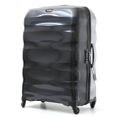[SAMSONITE] TRAVEL CARRIER ENGINERO Spinner 81/30 BLACK (44V09005) (single option)