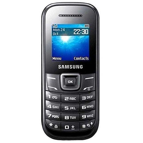 Samsung B109 - Single Sim - Hitam
