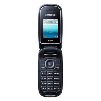 Samsung Caramel GT-E1272 Dual SIM - 32 MB - Hitam