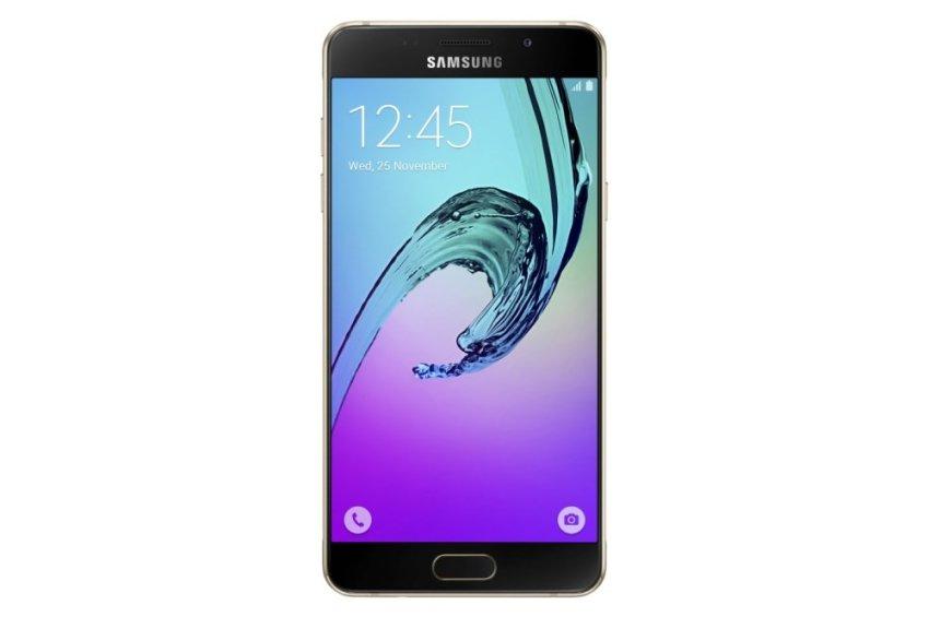 Samsung Galaxy A7 - 16GB - Hitam
