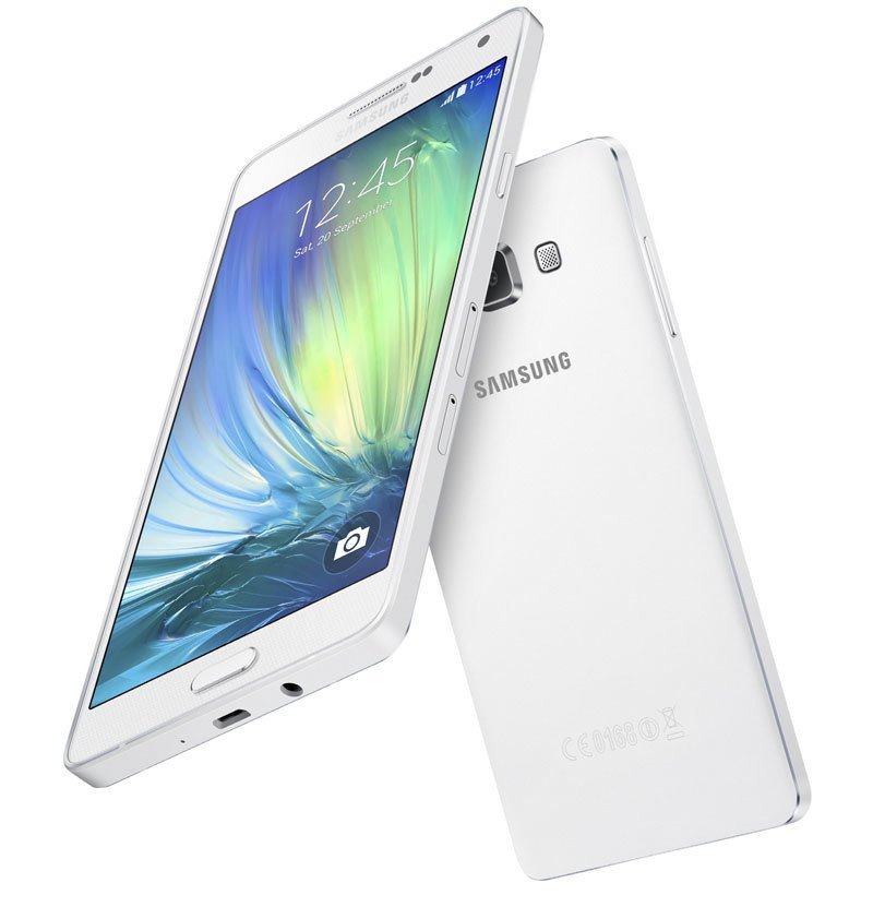 Samsung Galaxy A7 (2016) - 16GB - White