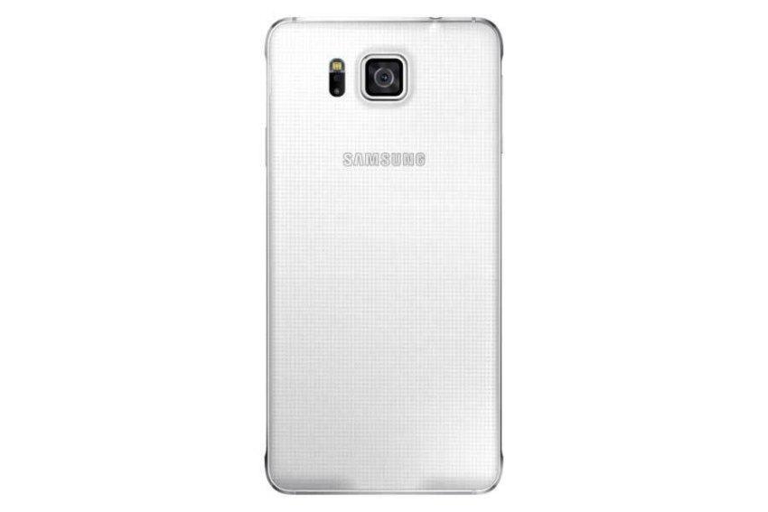 Samsung Galaxy Alpha SM-G850 - 32GB - Dazzling White