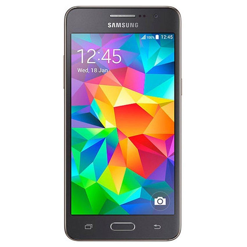 Samsung Galaxy Grand Prime Plus Dual SIM - 8 GB - Abu-abu