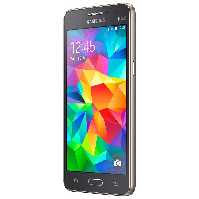 Samsung Galaxy Grand Prime Plus Duos SM-G531H - 8GB - Abu-abu + Gratis Micro SD 16GB