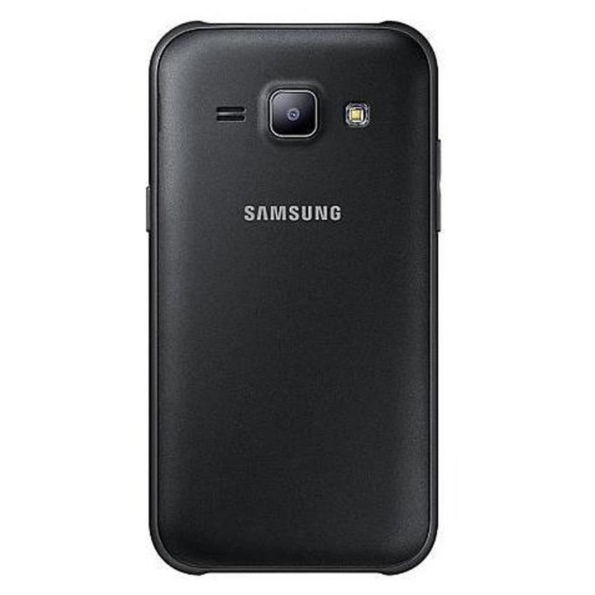 Samsung Galaxy J1 Ace SM-J110G Dual Sim - 4GB - LTE - Hitam+ Bonus Softcase