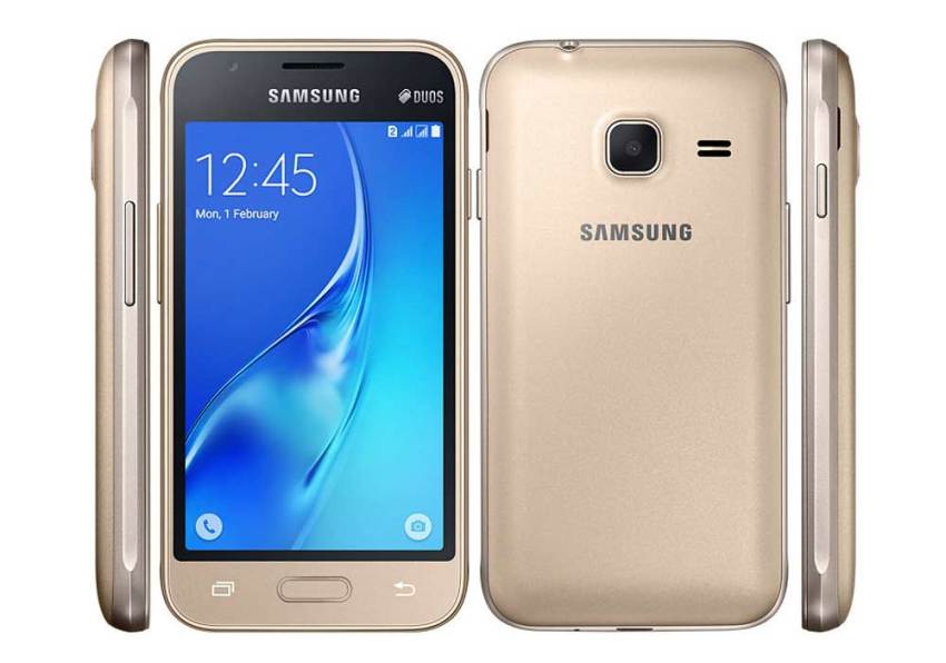 Samsung Galaxy J1 Mini - 8GB - Gold
