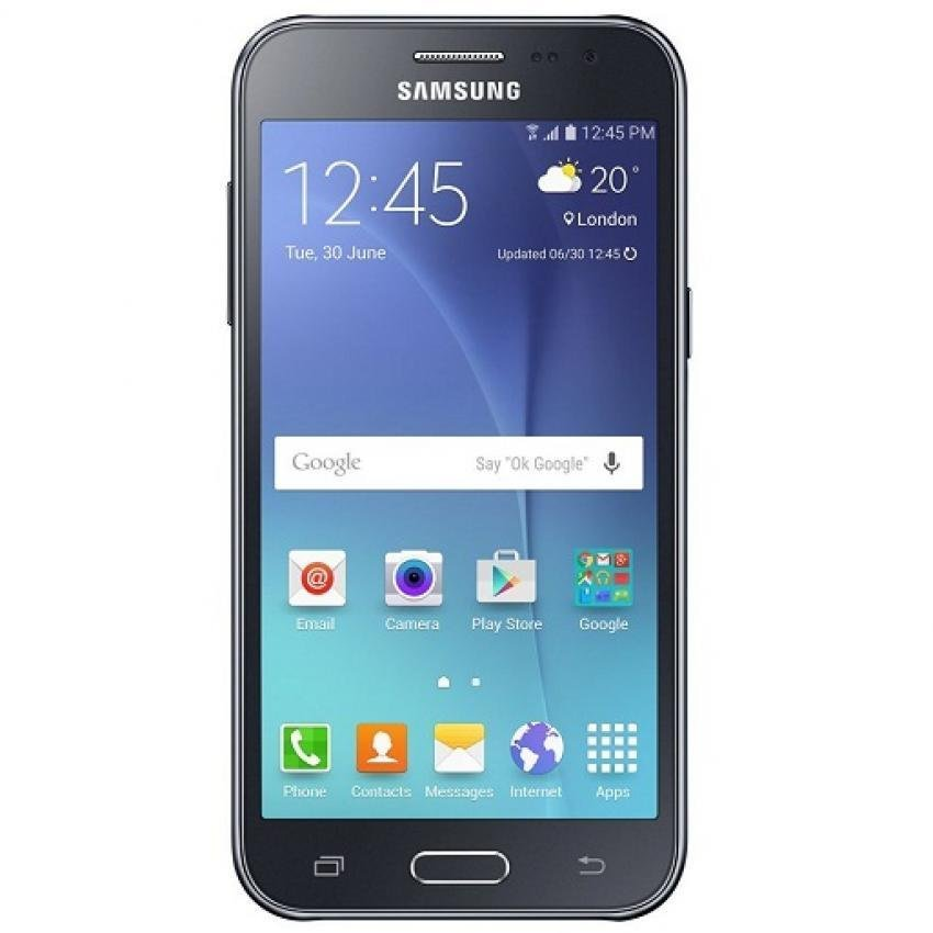 Samsung Galaxy J2 - 8 Gb - Hitam