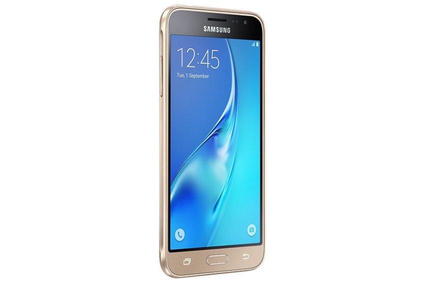 Samsung Galaxy J3 - 8 GB - 4G LTE - Gold