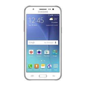 Samsung Galaxy J5 Dual SIM - 8 GB - Putih