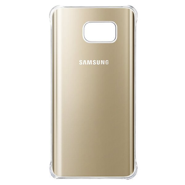 Samsung Galaxy Note 5 Glossy Cover - Gold