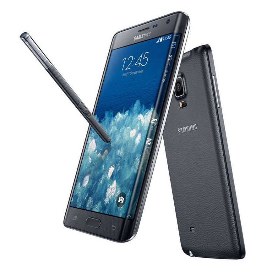 Samsung Galaxy Note Edge - 32 GB - Hitam