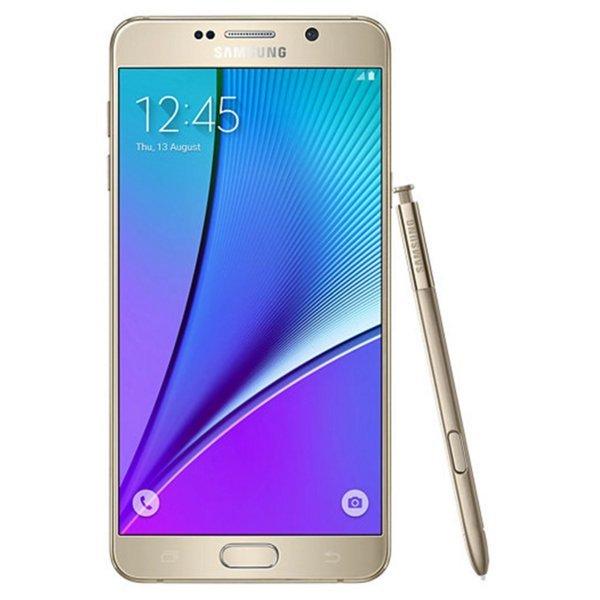 Samsung Galaxy Note5 - 32 GB - Gold