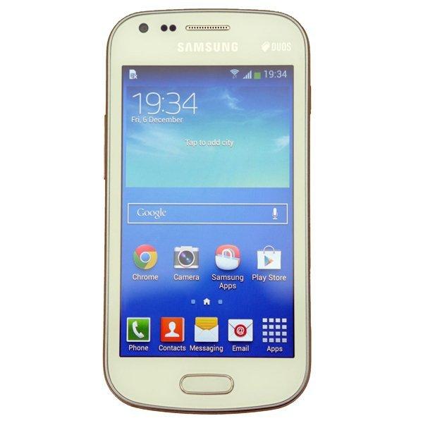 Samsung Galaxy S Duos 2 - 4 GB - Putih