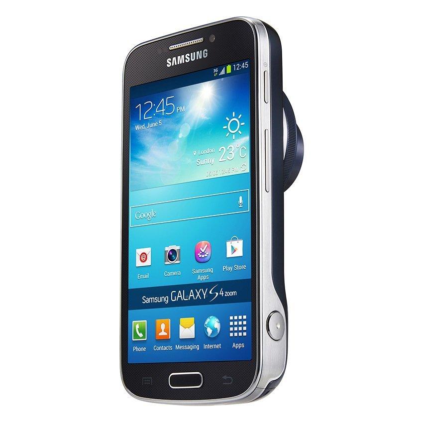 Samsung Galaxy S4 Zoom – 8 GB - Hitam