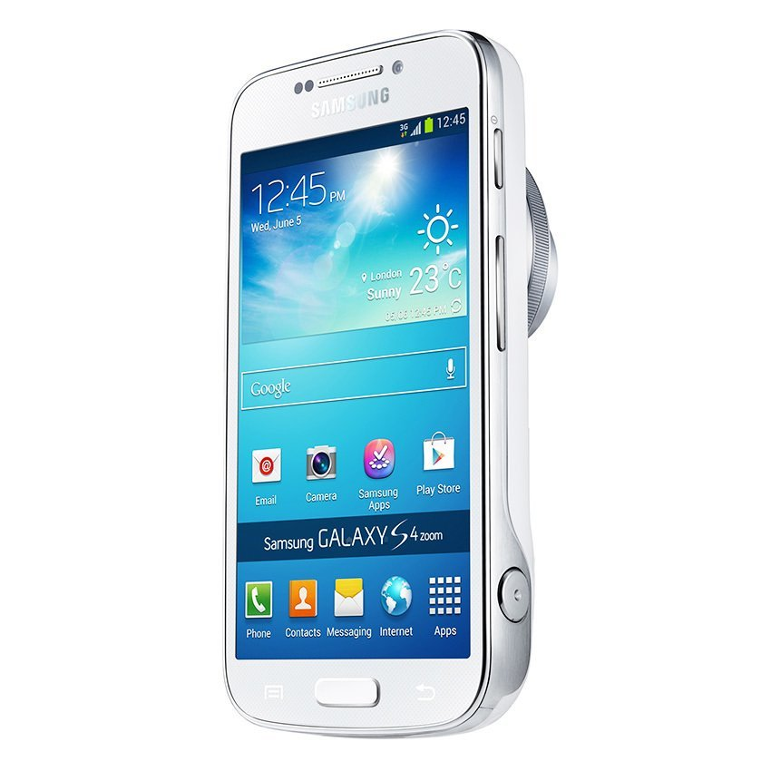 Samsung Galaxy S4 Zoom – 8 GB - Putih