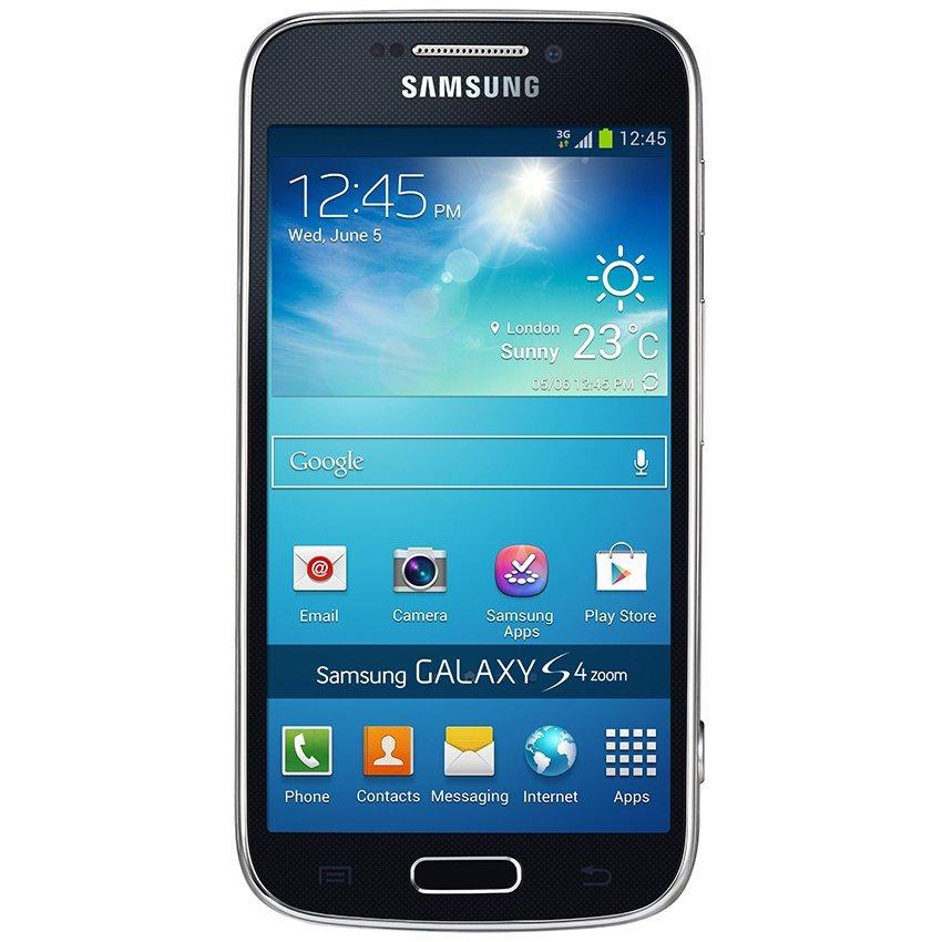 Samsung Galaxy S4 Zoom C 101 - Hitam
