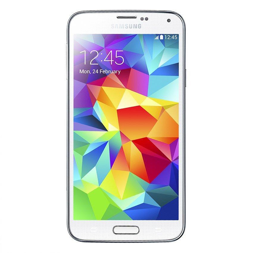 Samsung Galaxy S5 - 16 GB - Shimmery White