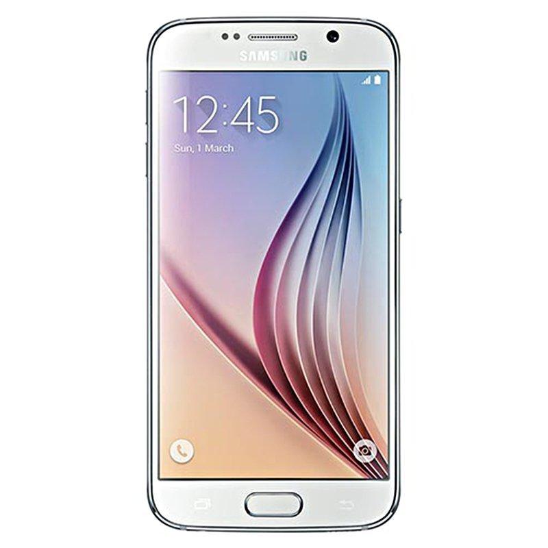Samsung Galaxy S6 - 32 GB - White Pearl