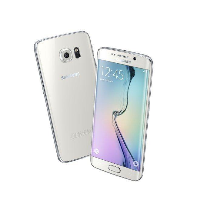 Samsung Galaxy S6 Edge Plus Duos - 64GB - Pearl White