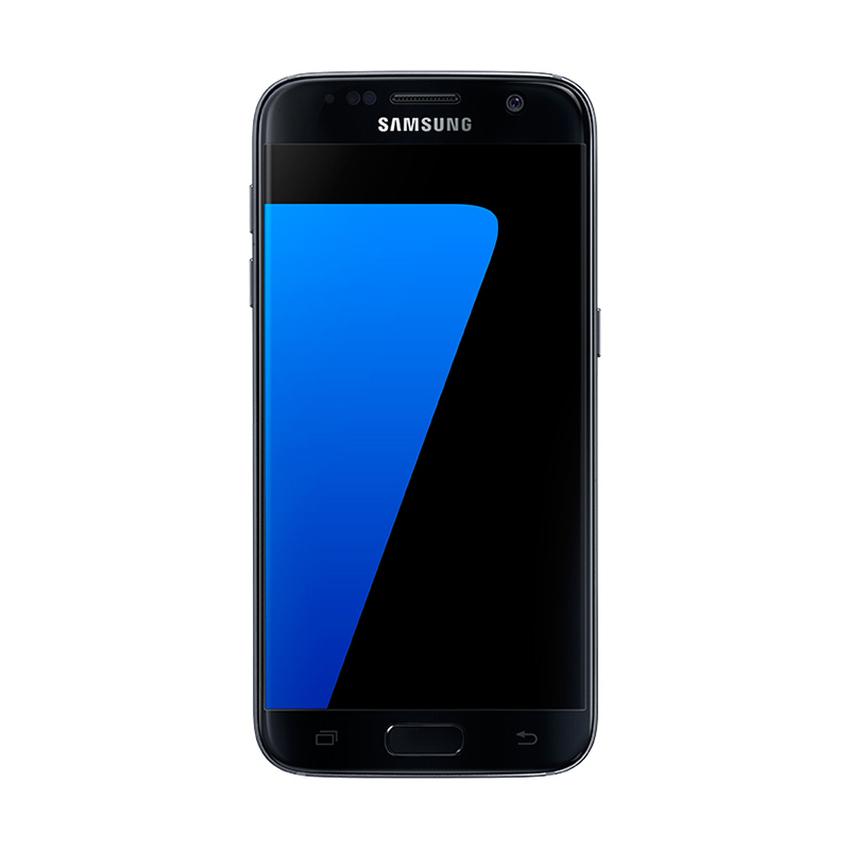 Samsung Galaxy S7 Flat - 32GB - Black