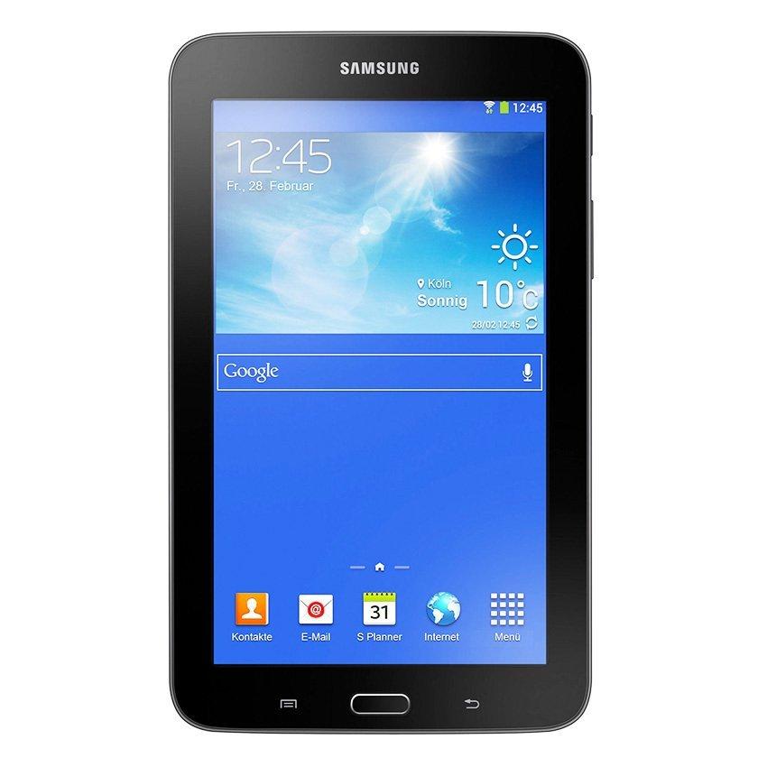 Samsung Galaxy Tab 3 Lite Wifi + 3G - 8 GB - Ebony Black