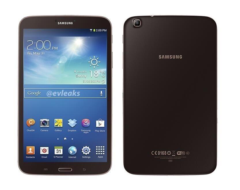Samsung Galaxy TAB 3 V T-116 - 8GB - Hitam