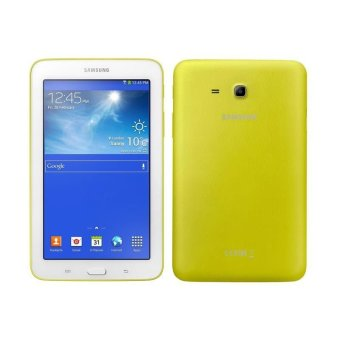 Samsung Galaxy Tab 3 Wifi - 8GB - Yellow