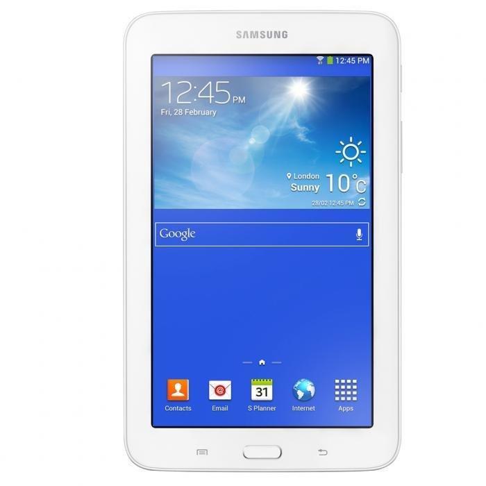 Samsung Galaxy Tab 3V - SM - T116NU - 8GB - Putih