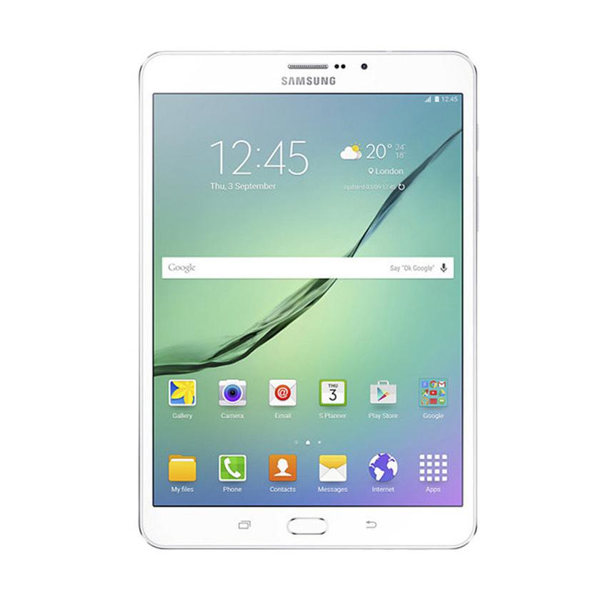 Samsung Galaxy Tab S2 T715 Hitam Tablet Android - Putih