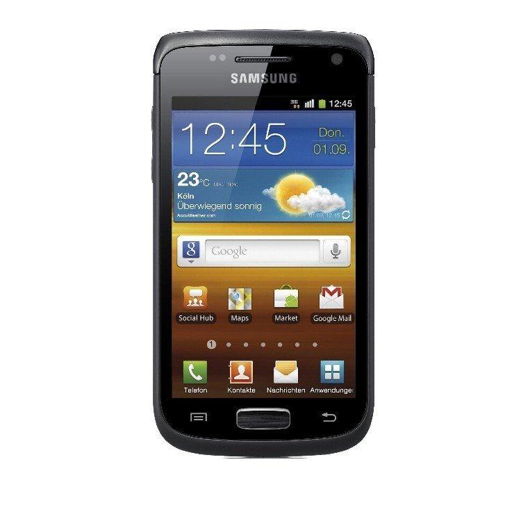 Samsung Galaxy Wonder i8150 - 2GB - Hitam