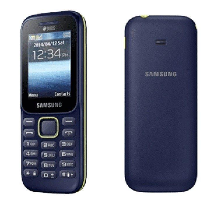 Samsung Guru Music 2 Python B310 - Biru