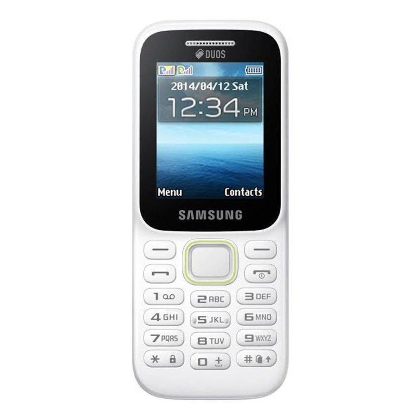 Samsung Guru Music 2 SM-B310E - Putih