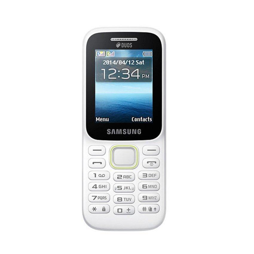 Samsung Guru Music Piton SM-B310E - Putih