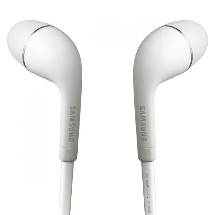 Samsung Handsfree Flat Cable-Putih