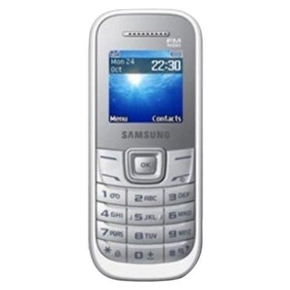 Samsung Keystone 2 E1205 - Putih