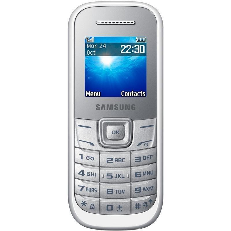 Samsung Keystone 3 - B109 - Putih