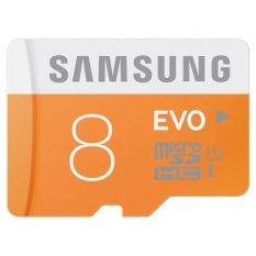 Samsung microSDHC UHS-I Class 10 8GB Evo 48MB/s