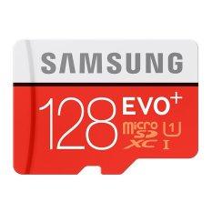 Samsung MicroSDXC EVO Plus Class 10 UHS-1 (80MB/s) 128GB with SD Adapter - MB-MC128DA