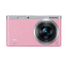 Samsung NX Mini F1 - 20.5 MP - Pink