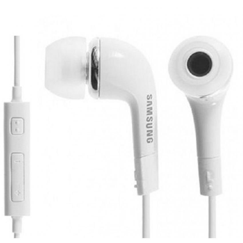 Samsung Original Handsfree / Headset /- Putih