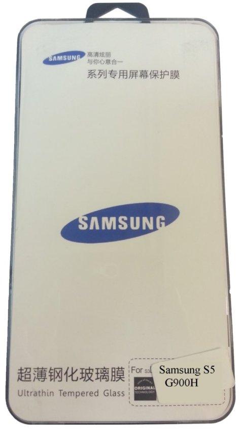 Samsung Tempered Glass Screen Guard Samsung Galaxy S5 G900H - Screen Guard