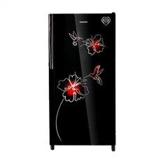 Sanken - Refrigerator 1 Door - SK-G185H-BK - Black