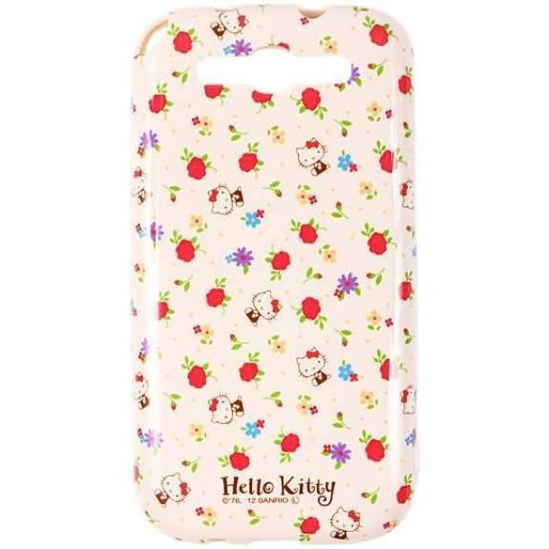 Sanrio Hello Kitty Case For Samsung Galaxy S3 - Multicolor