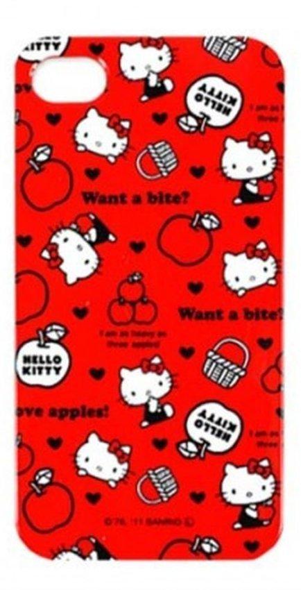 Sanrio Hello Kitty Hardcase For Iphone 4 SAN-74KTC